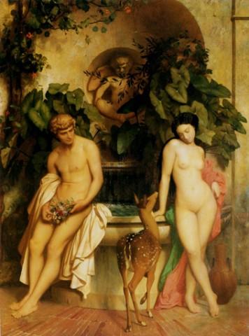 порно в древнем стиле